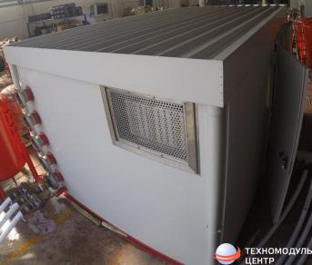 модуль контейнер для амп